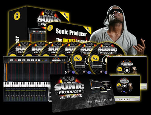 Sonic Producer V2.0 Beat Maker Software